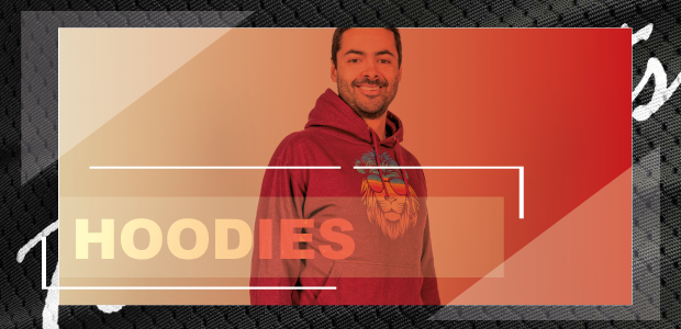 Hoodies personnalisés TCA Sports