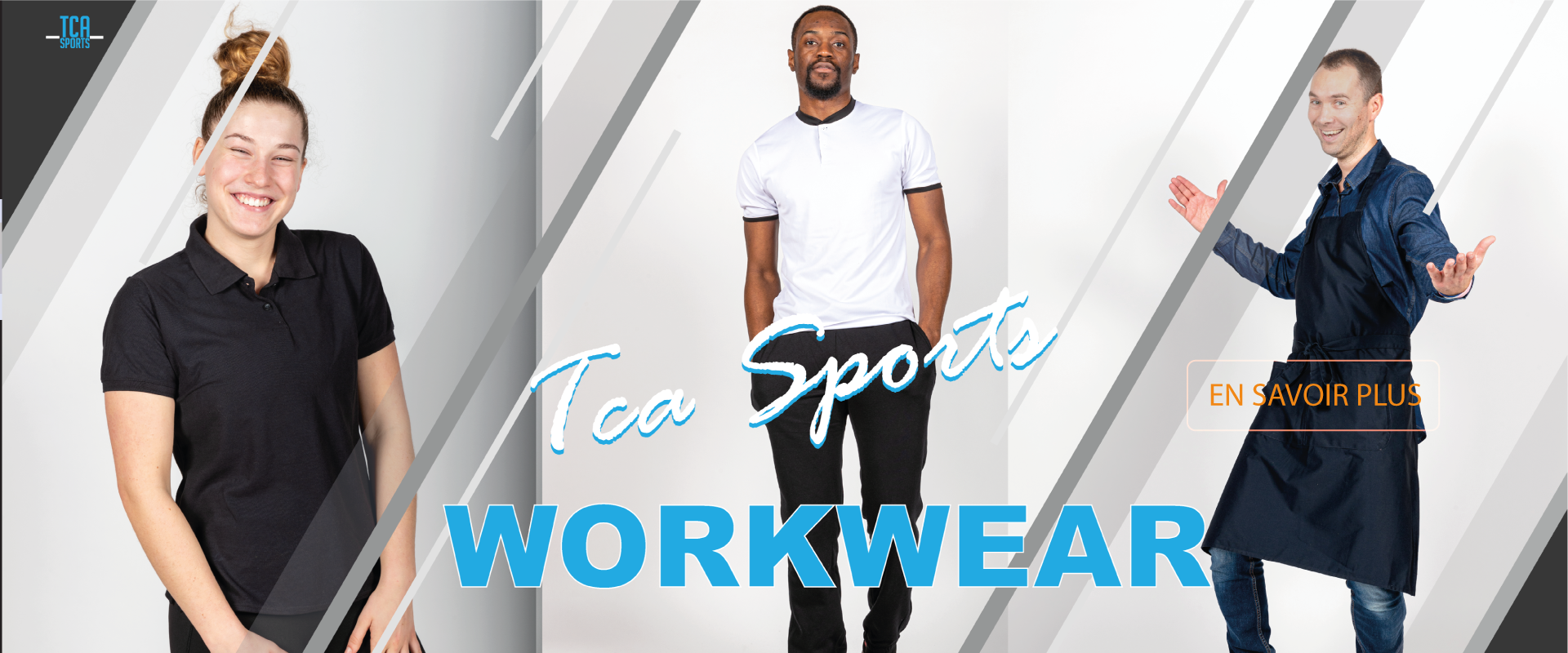Catalogue Workwear by TCA Sports