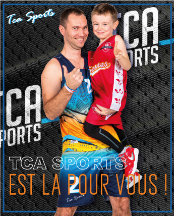 Sublimation by TCA Sports
